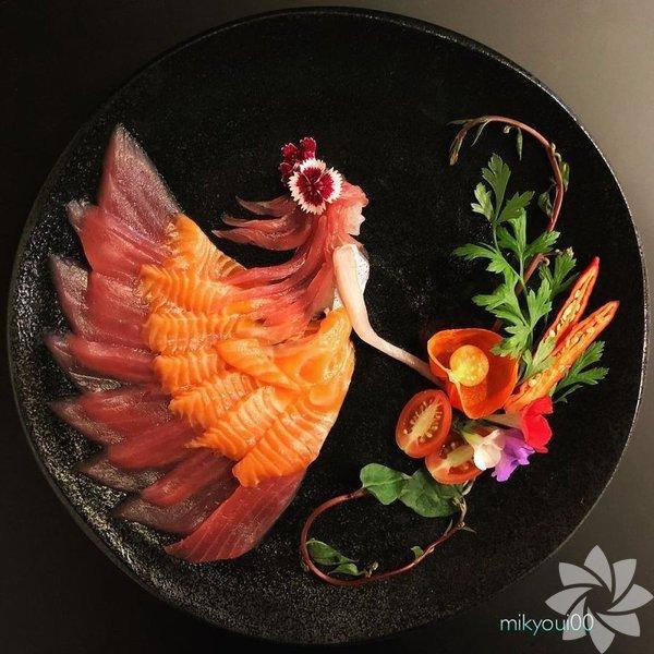 Праздничные рыбные нарезки